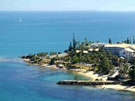 surf_noumea chez booking.com