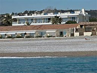 hotel with sea view syracuse_villeneuve_loubet