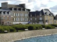 hotel with sea view tamaris-roscoff