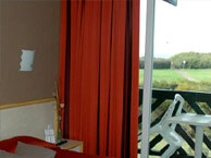 hotel with sea view terrasses-anglet