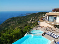 hotel with sea view terrasses_eze
