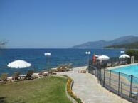 hotel with sea view terrola-florent