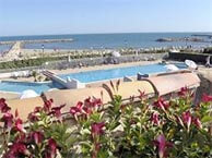 hotel with sea view thalacap-camargue