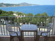 hotel with sea view thalacap_banyuls