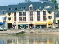 hotel with sea view thalassa-camaret
