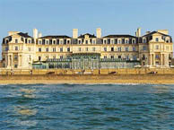 hotel with sea view thermes-st-malo