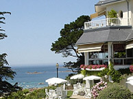 hotel with sea view ti_al_lannec