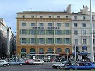 hotel with sea view tonic_hotel_marseille