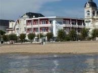 hotel with sea view trident-royan