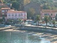 hotel with sea view triton-collioure