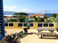 hotel with sea view u-lamione-st-florent