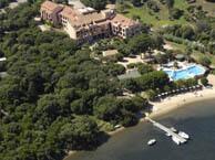 hotel with sea view u-libecciu-pianottoli