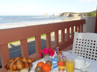hotel with sea view uhainak-hendaye