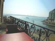 hotel with sea view vallee-dinard
