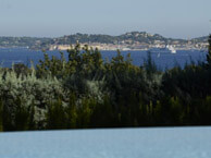hotel with sea view villa-heliambre-grimaud