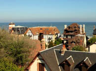 hotel with sea view villa-les-bains-houlgate