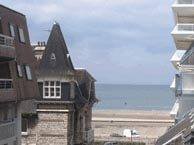 hotel with sea view villa-marine-touquet