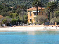 hotel with sea view villa-mauresque-lavandou