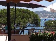 hotel with sea view villa-maya-gassin