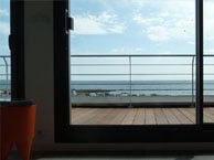 hotel with sea view villa-ocean-la-turballe