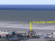 hotel with sea view villa-port-winston-arromanches
