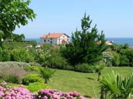 hotel am meer villa-senitz-stjean-luz