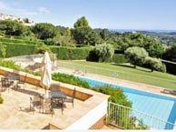 villa-st-maxime-vence chez booking.com