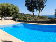 hotel with sea view villa-thalassa-le-lavandou