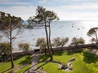 villa-tosca-lanton chez booking.com
