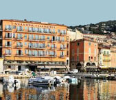 welcome_villefranche chez booking.com