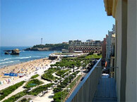 hotel with sea view windsor_biarritz