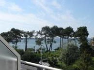 hotel with sea view yatt-arcachon