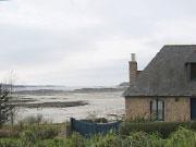 Ferienhaus am meer Trélévern