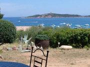 Ferienwohnung am meer Zonza-Sainte-Lucie-de-Porto-Vecchio