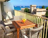 Ferienwohnung am meer Antibes Juan-les-Pins