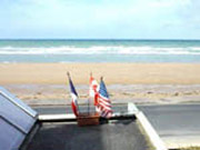 Ferienwohnung am meer Vierville-sur-Mer