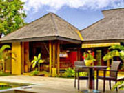 Ferienhaus am meer Tahiti