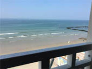 Apartment with sea view Wimereux