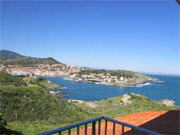 location Maison vue mer Port-Vendres