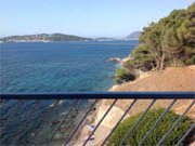 location Appartement vue mer Toulon