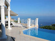 House with sea view Beausoleil