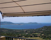 Apartment with sea view Lumio