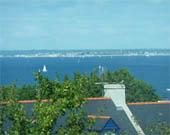 location Maison vue mer Ile de Groix