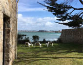 House with sea view Larmor-Plage