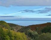 location Maison vue mer Locmaria