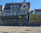 Apartment in house with sea view Langrune-sur-Mer