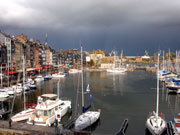 Apartment with sea view Honfleur