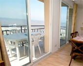Apartment with sea view Cayeux-sur-Mer