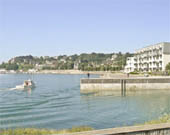 Apartment with sea view Barneville-Carteret