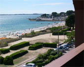 location appartement vue mer Carnac